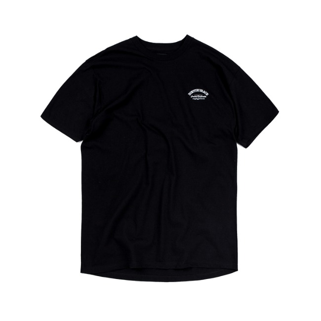 PRACTICAL LOGO T-SHIRT BLACK
