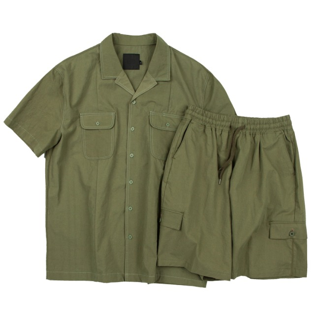 CRISPY SUMMER PACKAGE KHAKI