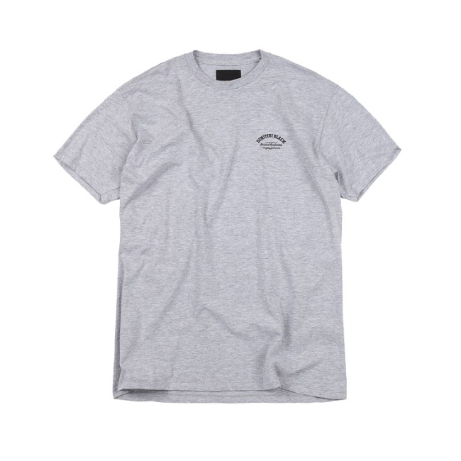 PRACTICAL LOGO T-SHIRT GRAY