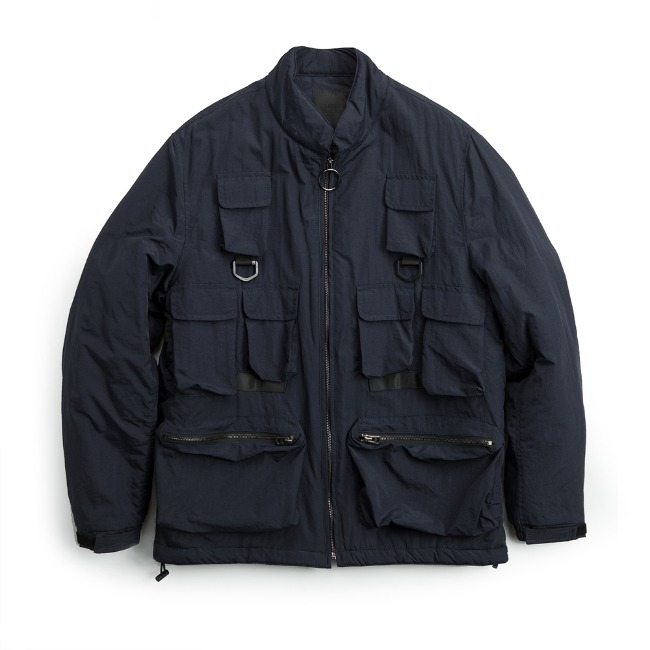FISHERMAN THINSULATE JACKET NAVY