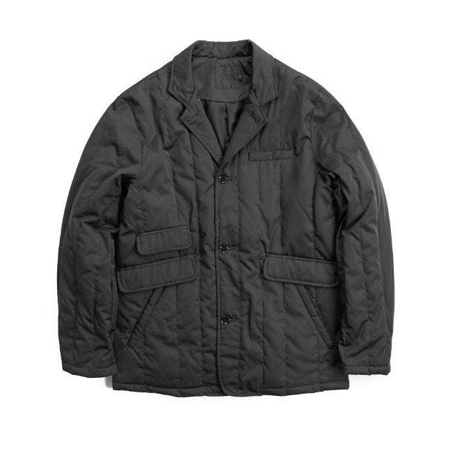 YUSUPOV GOOSE DOWN JACKET DARK GRAY