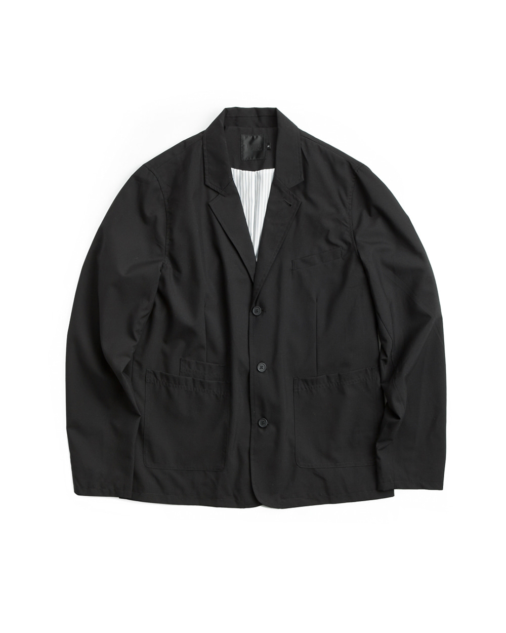 REGULAR FORMAL JACKET BLACK