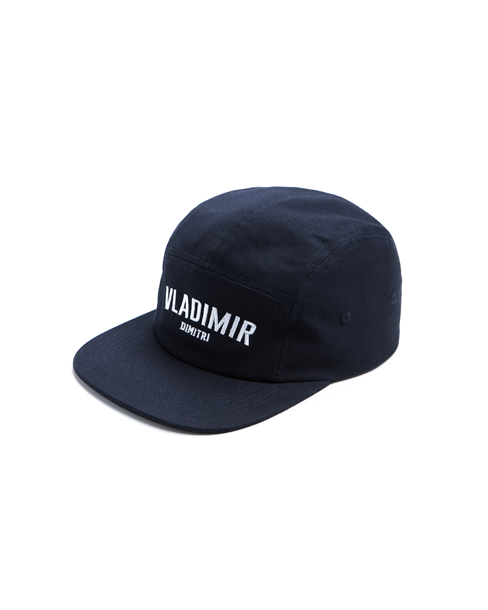 TWILL LOGO CAMP CAP NAVY