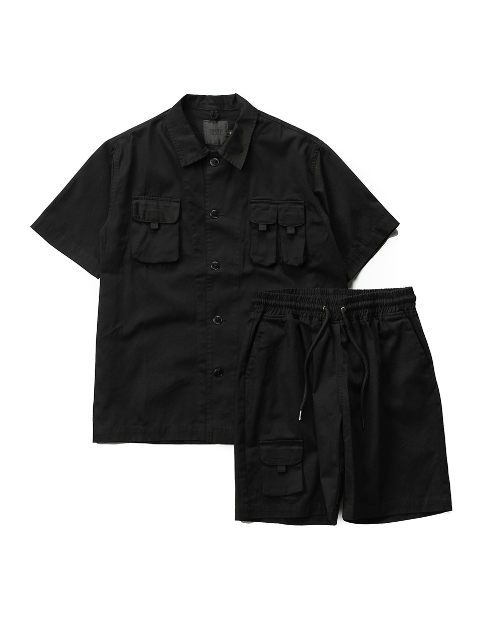 UTILITY SUMMER PACKAGE BLACK