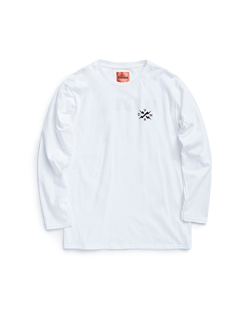 BACKLOGO T SHIRTS WHITE