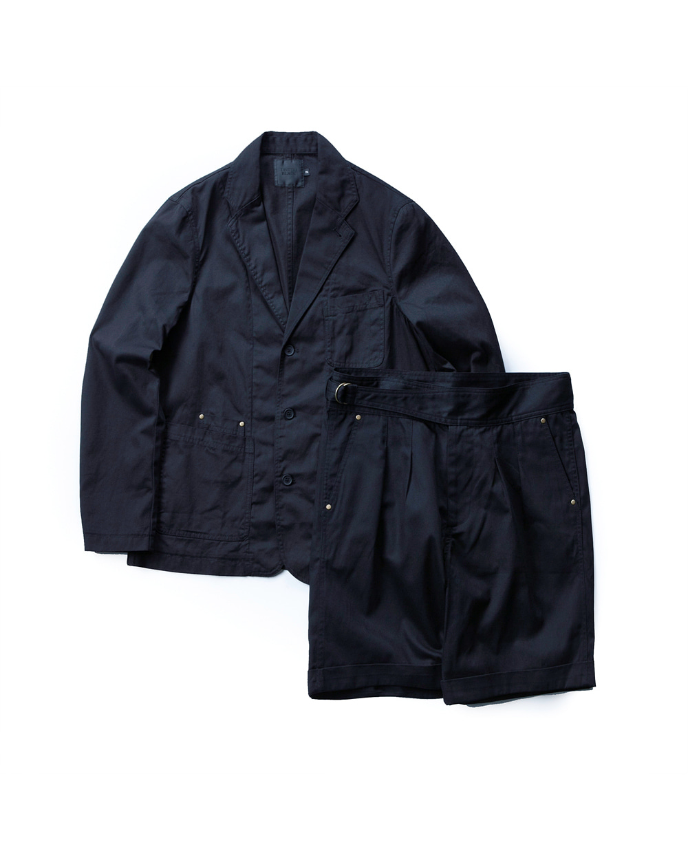 SIDEFIX HALF SET UP NAVY