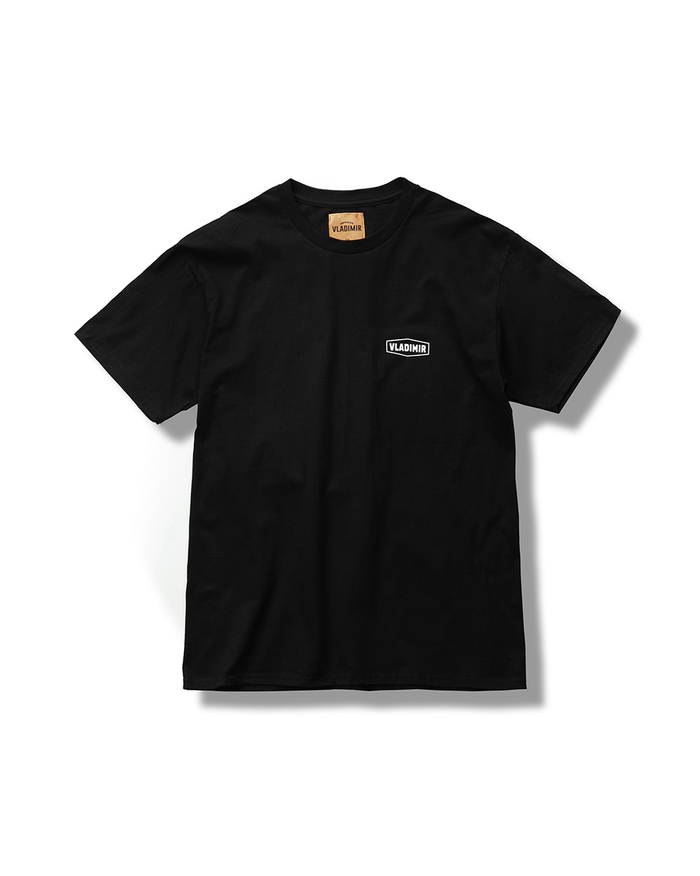 HEXAGON T-SHIRTS BLACK