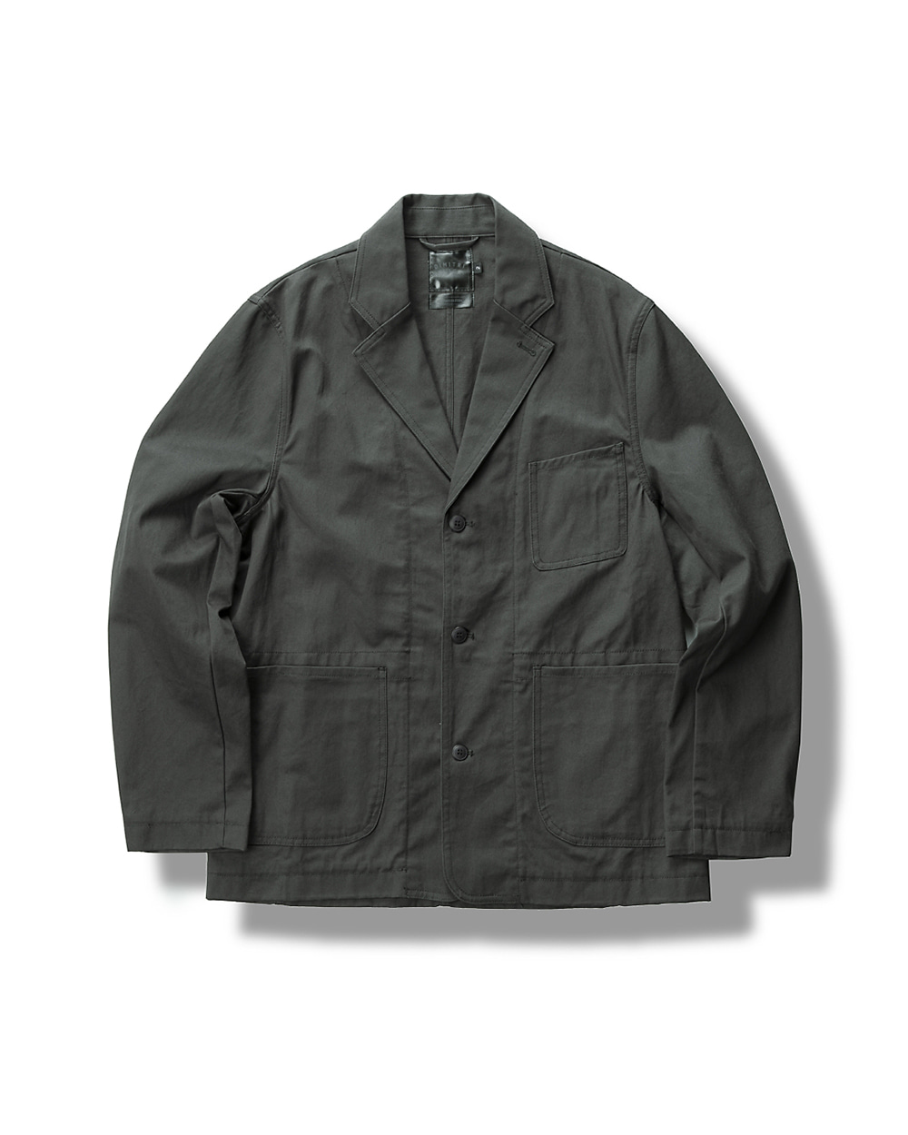ALL SEASON DAILY JACKET CHARCOAL