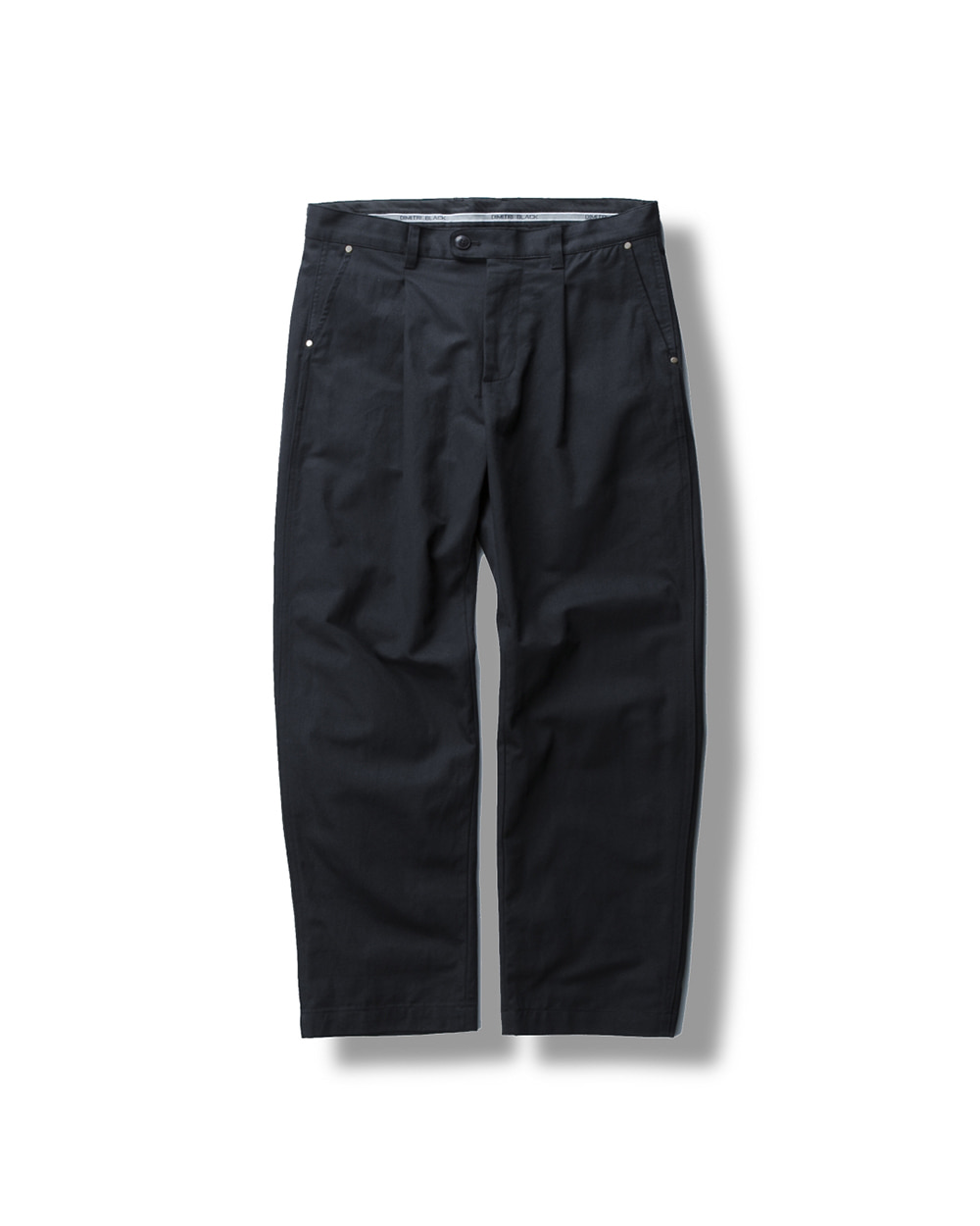 ALL SEASON RIVET PANTS NAVY
