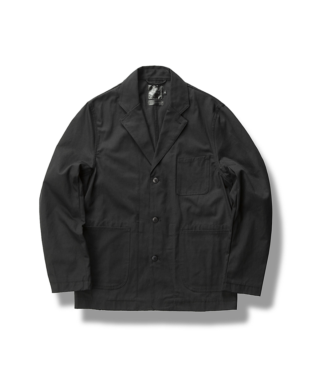 ALL SEASON DAILY JACKET BLACK