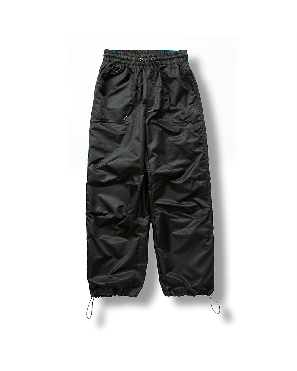 (VLADIMIR) WIDE JOGGER PANTS BLACK