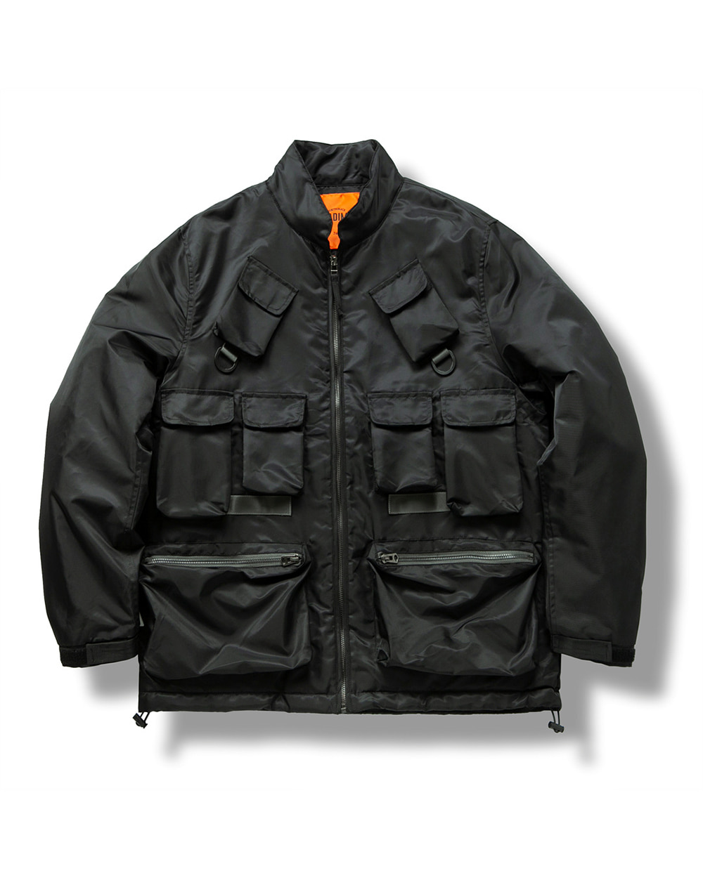 (VLADIMIR) FISHERMAN THINSULATE JACKET BLACK