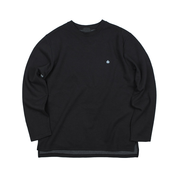 CREWNECK SWEAT SHIRT BLACK (19FW)