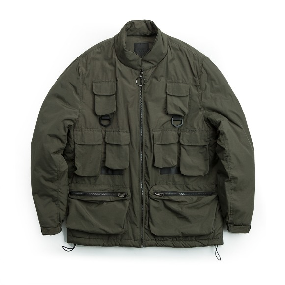 FISHERMAN THINSULATE JACKET KHAKI