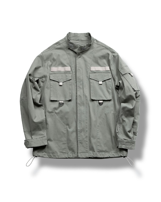VDMR FIELD JACKET GRAY